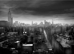 New York View / Jean Michel Berts