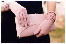 Pink Gloves & Handbag, 2012 / Richard Heeps