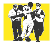 Mouse Arrest - Yellow / Russel Marshall