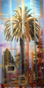 Palm Tree III / Peter HOFFER