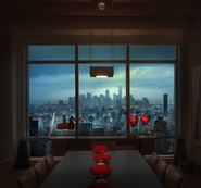 56th floor / Jean Michel Berts