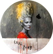 Royal Punk Moss / Corinne DALLE ORE