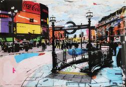 Piccadilly Circus / Florent Touchot