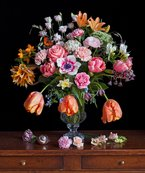 Still life with flowers / Charlotte Fröling