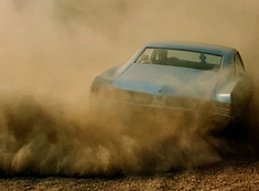 Buick in the dust, III, Hemsby, Norfolk / Richard Heeps
