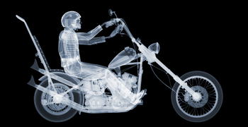 New artist: Nick Veasey